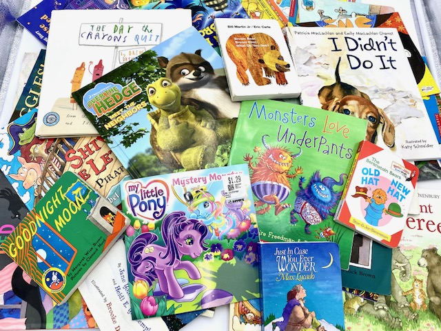 Image for Story Time Bundle/ Lot of 20 Story Books for toddlers